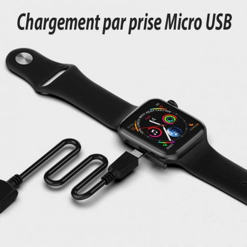 theklips-montre-sport-connectee-smart-watch-5-noir-chargement