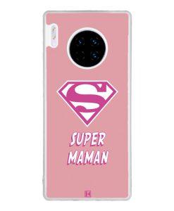 Coque Huawei Mate 30 Pro – Super Maman