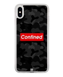 Coque iPhone Xs Max – Confined