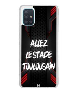 Coque Galaxy A51 – Allez le Stade Toulousain