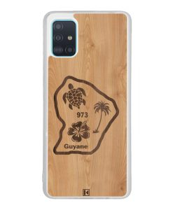 Coque Galaxy A51 – Guyane 973
