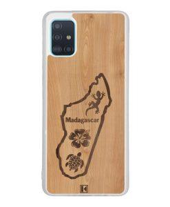 Coque Galaxy A51 – Madagascar
