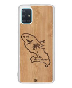 Coque Galaxy A51 – Martinique 972