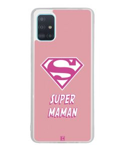 Coque Galaxy A51 – Super Maman