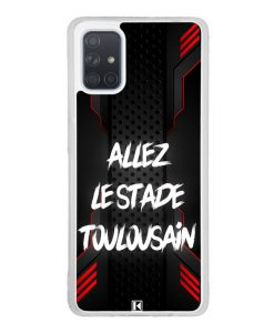 Coque Galaxy A71 – Allez le Stade Toulousain