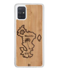 Coque Galaxy A71 – Mayotte 976