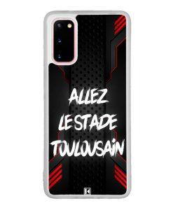Coque Galaxy S20  – Allez le Stade Toulousain
