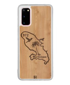 Coque Galaxy S20  – Martinique 972