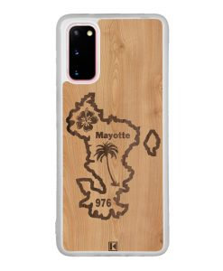 Coque Galaxy S20  – Mayotte 976