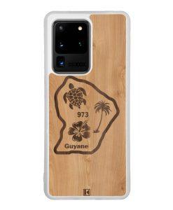Coque Galaxy S20 Ultra – Guyane 973