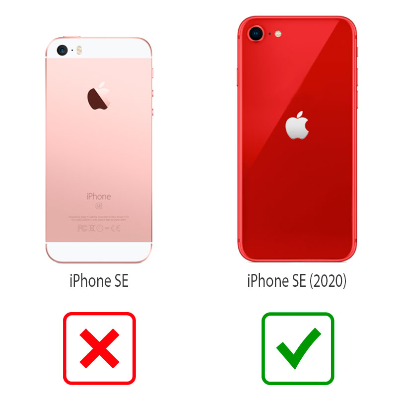 differences iphone se 2020