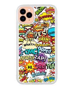 Coque iPhone 11 Pro – Onomatopée