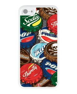 Coque iPhone 5c – Capsules Pop