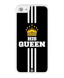 Coque iPhone 5c – His Queen