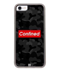 Coque iPhone SE (2020) – Confined