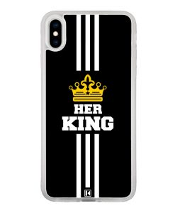 Coque iPhone Xs Max – Her King