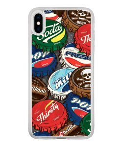 Coque iPhone Xs Max – Capsules Pop
