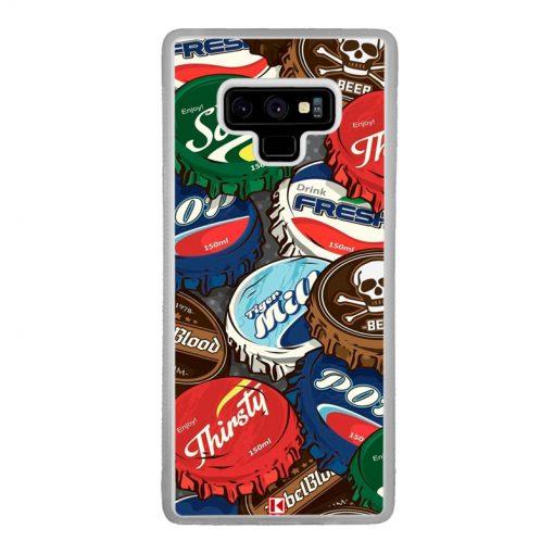 Coque Galaxy Note 9 – Capsule Pop