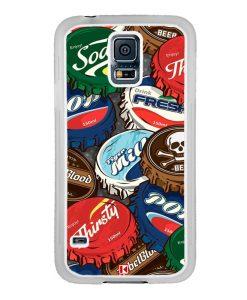 Coque Galaxy S5 – Capsule Pop