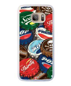 Coque Galaxy S7 Edge – Capsule Pop