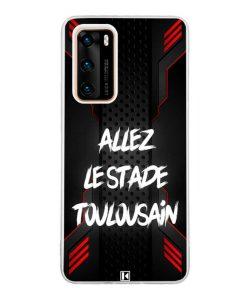 Coque Huawei P40  – Allez le Stade Toulousain