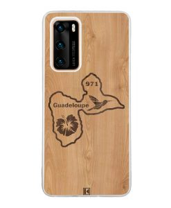 Coque Huawei P40  – Guadeloupe 971