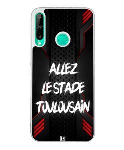 Coque Huawei P40 Lite E – Allez le Stade Toulousain