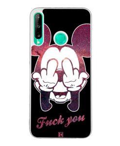 Coque Huawei P40 Lite E – Mickey Fuck You