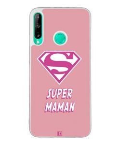 Coque Huawei P40 Lite E – Super Maman