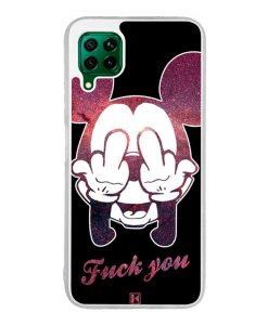 Coque Huawei P40 Lite  – Mickey Fuck You