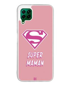 Coque Huawei P40 Lite  – Super Maman