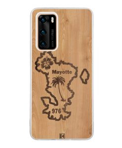 Coque Huawei P40  – Mayotte 976