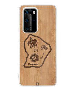 Coque Huawei P40 Pro  – Guyane 973