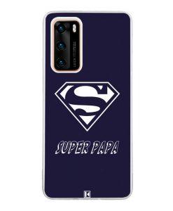 Coque Huawei P40  – Super Papa