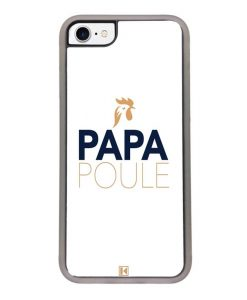 Coque iPhone 7 / 8 – Papa Poule