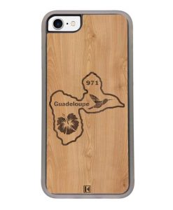 Coque iPhone SE (2020) – Guadeloupe 971