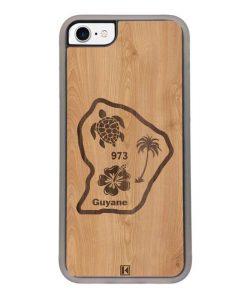 Coque iPhone SE (2020) – Guyane 973