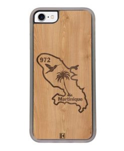 Coque iPhone SE (2020) – Martinique 972