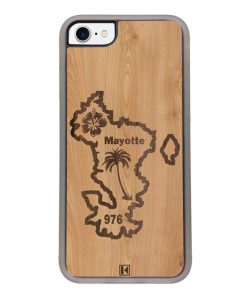 Coque iPhone SE (2020) – Mayotte 976