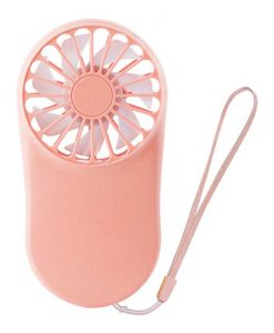 theklips-mini-ventilateur-portable-usb-rose