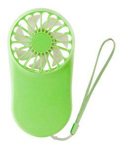 theklips-mini-ventilateur-portable-usb-vert