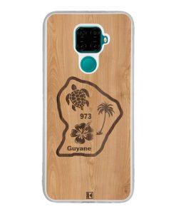 Coque Huawei Mate 30 Lite – Guyane 973