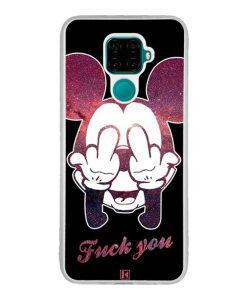 Coque Huawei Mate 30 Lite – Mickey Fuck You