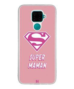 Coque Huawei Mate 30 Lite – Super Maman