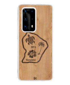 Coque Huawei P40 Pro  Plus – Guyane 973