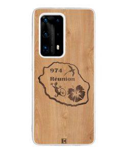Coque Huawei P40 Pro  Plus – Réunion 974
