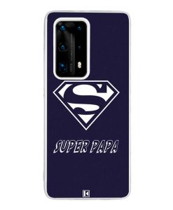 Coque Huawei P40 Pro  Plus – Super Papa