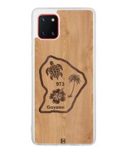 Coque Galaxy Note 10 Lite / A81 – Guyane 973