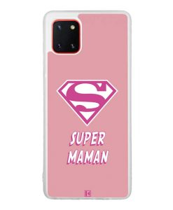 Coque Galaxy Note 10 Lite / A81 – Super Maman