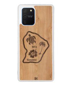 Coque Galaxy S10 Lite (2020)  – Guyane 973